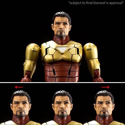 Image 2 for Iron Man - Action Armorize (Sentinel)