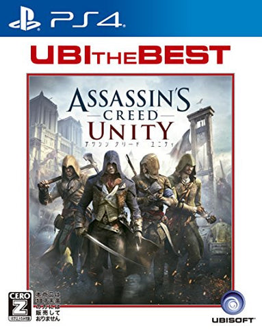 Assassin's Creed Unity (UBI the Best)