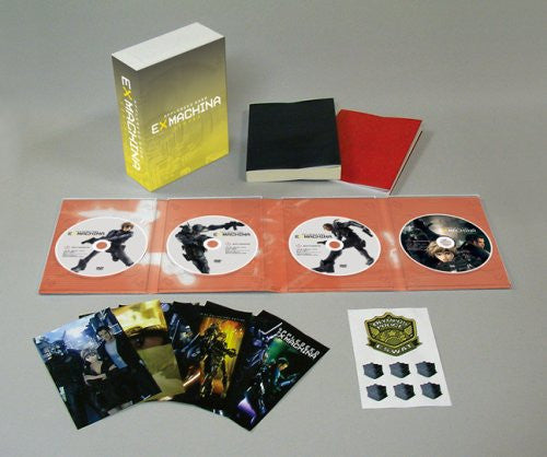 Image 2 for Ex Machina -Appleseed Saga- Premium Edition