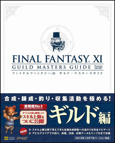 Image for Final Fantasy Xi Guild Master Guide Ver.101207