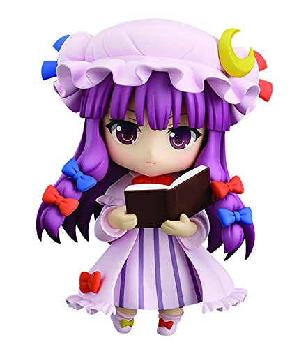 Image 1 for Touhou Project - Patchouli Knowledge - Nendoroid #521