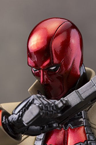 Image 3 for Batman - Red Hood - ARTFX+ - DC Comics New 52 ARTFX+ - 1/10 (Kotobukiya)