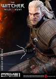 Thumbnail 6 for The Witcher 3: Wild Hunt - Geralt - Howler - Premium Masterline PMW3-01 - 1/4 (Prime 1 Studio)