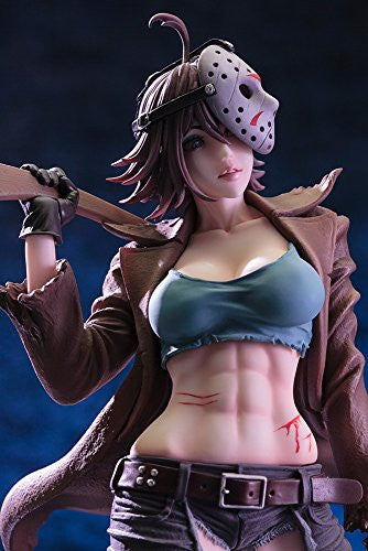 Image 4 for Freddy vs. Jason - Jason Voorhees - Bishoujo Statue - Movie x Bishoujo - Horror Bishoujo - 1/7 - Second Edition