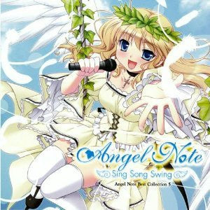 Image 1 for Sing Song Swing -Angel Note Best Collection 5-