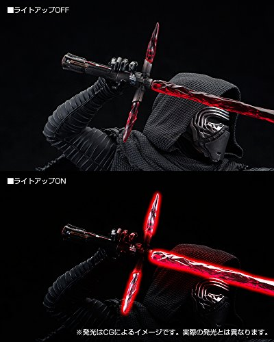 Image 8 for Star Wars: The Force Awakens - Kylo Ren - ARTFX Statue - 1/7 (Kotobukiya)