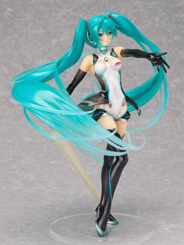 Image 3 for GOOD SMILE Racing - Vocaloid - Hatsune Miku - 1/8 - Racing 2011 (Good Smile Company)