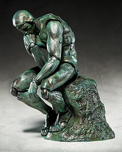 Image 2 for Figma #SP-056 - The Thinker (FREEing, Max Factory)
