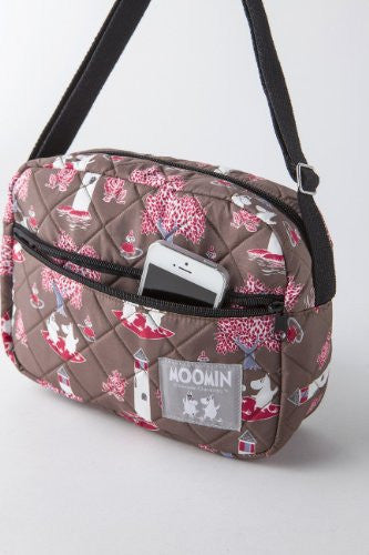 Image 3 for Moomin Official Fan Book 2013 2014 Style 2 Shoulder W/Shoulder Bag