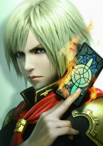 Image 2 for Final Fantasy Type 0 Official Setting Sourcebook Shu No Hi Shi