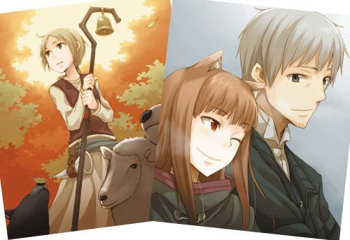 Image 3 for Spice And Wolf / Okami To Koshinryo Blu-ray Disc Box [Limited Pressing]