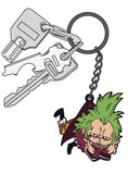 Thumbnail 3 for One Piece - Bartolomeo - Keyholder - Rubber Strap - Tsumamare (Cospa)