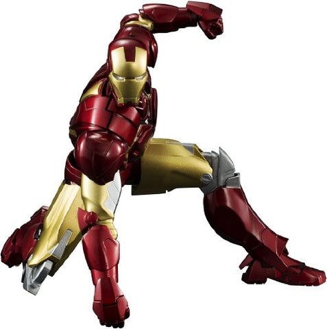 Image for Iron Man 2 - Iron Man Mark VI - S.H.Figuarts (Bandai)