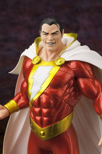 Image 2 for Justice League - Shazam! - Captain Marvel - DC Comics New 52 ARTFX+ - 1/10 (Kotobukiya)