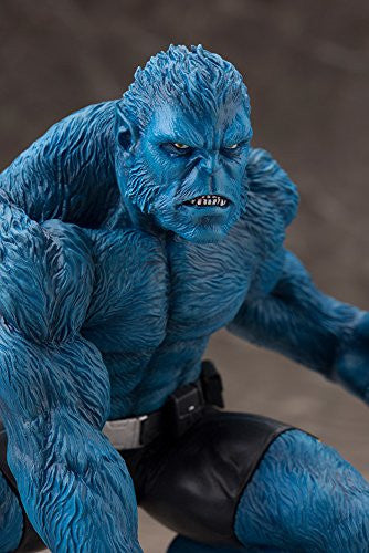 Image 3 for X-Men - Beast - Marvel NOW! - ARTFX+ - 1/10 (Kotobukiya)
