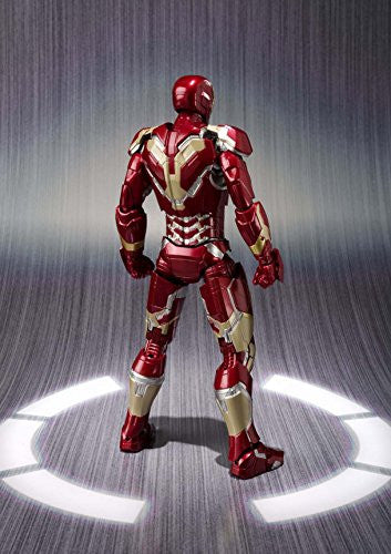 Avengers: Age of Ultron - Iron Man Mark XLIII - S.H.Figuarts (Bandai)