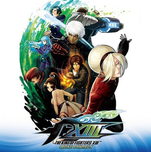 Image 1 for The King of Fighters XIII Original Soundtrack