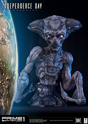 Image 7 for Independence Day: Resurgence - Alien - Bust - Life-Size Bust LSIDR-01 - 1/1 (Prime 1 Studio)