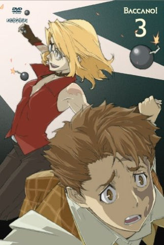 Image for Baccano! 3