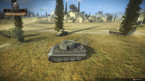 Image 2 for World of Tanks: Xbox 360 Edition