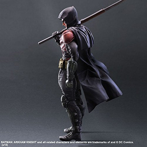 Image 3 for Batman: Arkham Knight - Robin - Play Arts Kai (Square Enix)