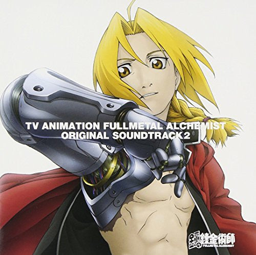 Image 1 for TV Animation Fullmetal Alchemist Original Soundtrack2