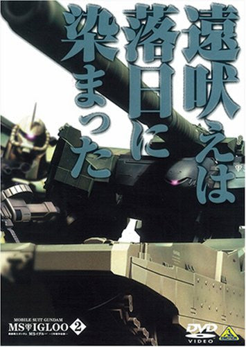 Image 1 for Mobile Suit Gundam MS Igloo The Hidden One Year War Vol.2