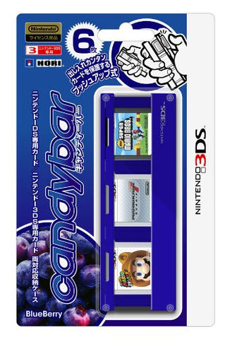 Image for Candybar for Nintendo 3DS [Blue Berry Version]
