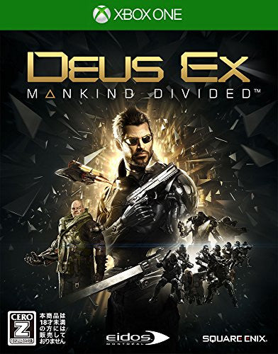 Image 1 for Deus Ex: Mankind Divided