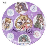Thumbnail 1 for Bishoujo Senshi Sailor Moon - Sailor Neptune - Sailor Pluto - Sailor Saturn - Sailor Uranus - Super Sailor Moon - Melamine Plate - Outer Warriors Pattern (Hasepro)