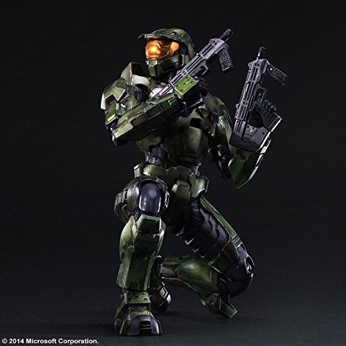 Image 5 for Halo 2 Anniversary Edition - Master Chief - Play Arts Kai (Square Enix)