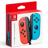 Thumbnail 2 for Nintendo Switch - Joy-Con - (L)Neon-Red/(R)Neon-Blue