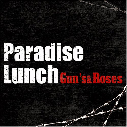 Image 1 for Gun's & Roses / Paradise Lunch
