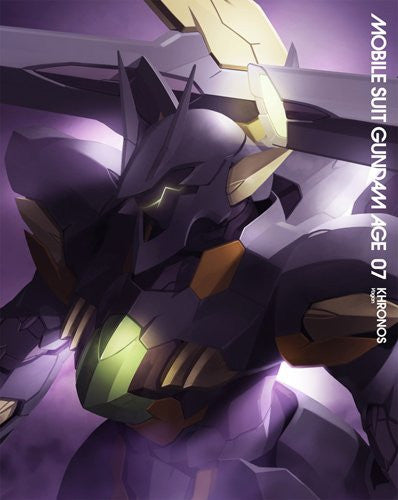 Image 1 for Mobile Suits Gundam Age Vol.7 [Deluxe Version Limited Edition]