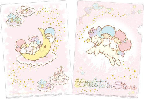 Image 5 for Little Twin Sisters   Mini Clear File And Nail Seal Book