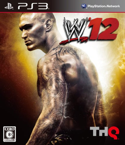 Image for WWE '12