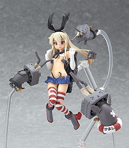 Image 2 for Kantai Collection ~Kan Colle~ - Rensouhou-chan - Shimakaze - figFIX #001 - Chuuha ver. (Max Factory)