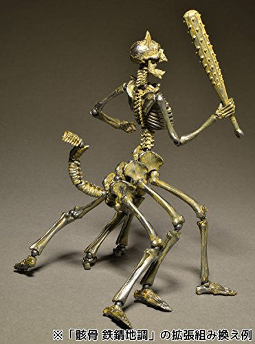 Image 4 for Skeleton - KT Project KT-005 - Revoltech - Revoltech Takeya - Iron Rust (Kaiyodo)