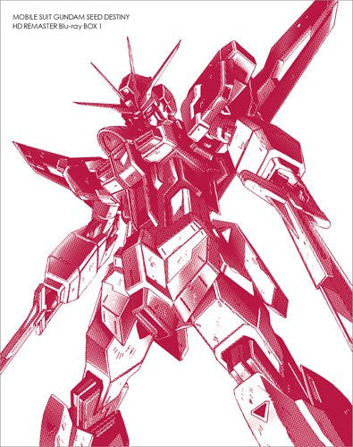 Image 2 for Mobile Suit Gundam Seed Destiny Hd Remaster Blu-ray Box Vol.1