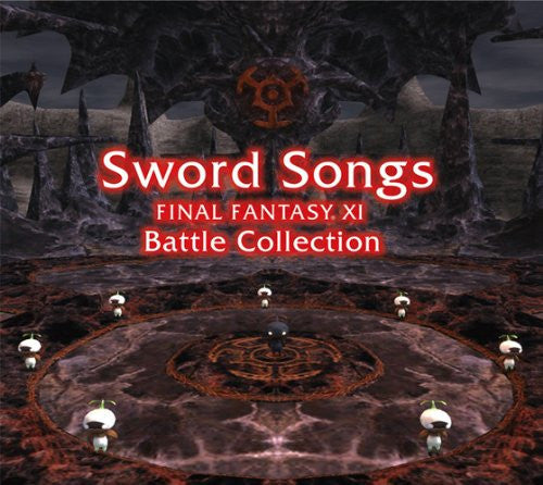 Image 1 for Sword Songs ~ FINAL FANTASY XI Battle Collection