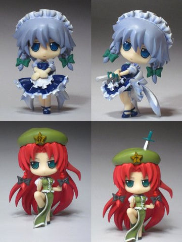 Image for Touhou Project - Hong Meiling - Izayoi Sakuya - Touhou Super Deformed Series 5