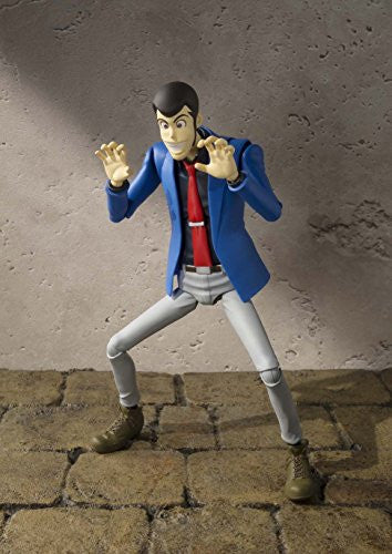 Image 5 for Lupin III - Lupin the 3rd - S.H.Figuarts (Bandai)