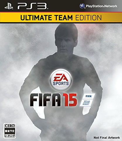 Image for FIFA 15 [Ultimate Team Edition]