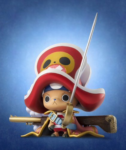 "Image 2 for One Piece Film Z - Tony Tony Chopper - Excellent Model - Portrait Of Pirates ""Edition-Z"" - 1/8 (MegaHouse)"