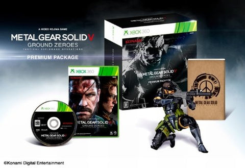 Metal Gear Solid V Ground Zero's Premium Package