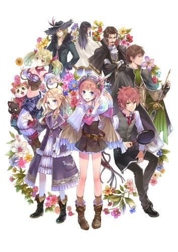 Image 2 for New Atelier Rorona ~ Story of Beginning ~ Alchemist of Arland Original Soundtrack ~Re-Compilation~