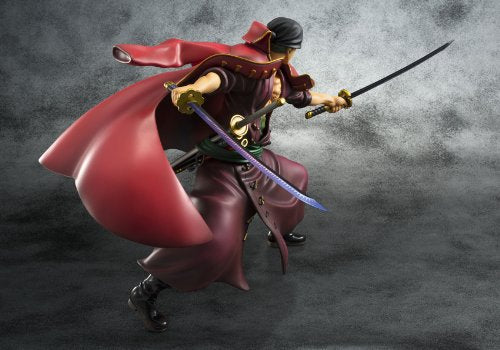 "Image 4 for One Piece Film Z - Roronoa Zoro - Excellent Model - Portrait Of Pirates ""Edition-Z"" - 1/8 (MegaHouse)"