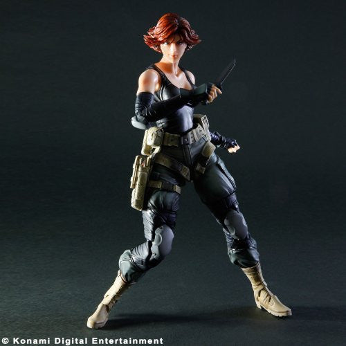Image 4 for Metal Gear Solid - Meryl Silverburgh - Play Arts Kai (Square Enix)