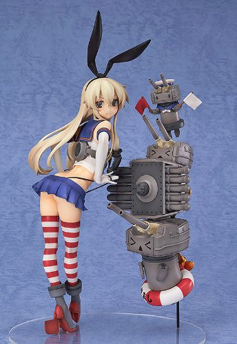 Image 2 for Kantai Collection ~Kan Colle~ - Rensouhou-chan - Shimakaze - 1/8 (Good Smile Company)