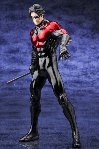 Image 9 for Justice League - Nightwing - DC Comics New 52 ARTFX+ - 1/10 (Atelier Bamboo, Kotobukiya)
